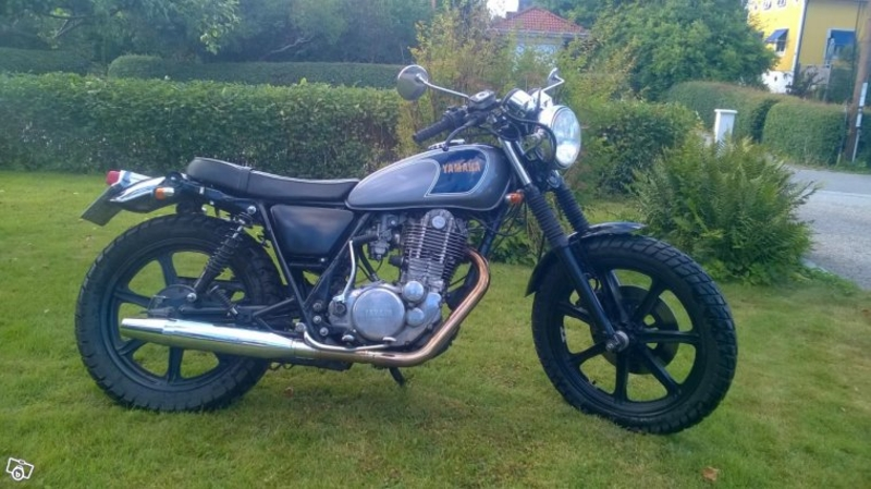 Yamaha Sr400 For Sale >> 1982 Yamaha Sr400 Is Listed For Sale On Classicdigest In