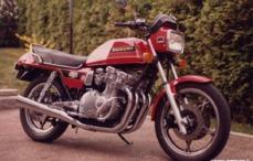 GSX 750 F 1981