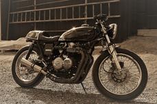 CB 500 Four 1972