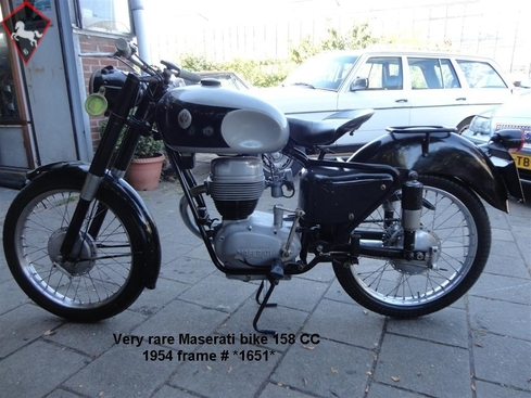 Maserati  1954