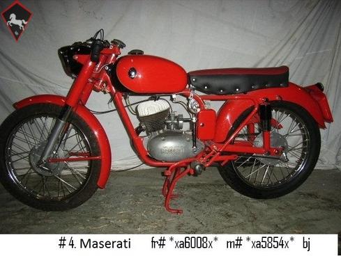 Maserati  1957