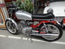 125 café racer 1978