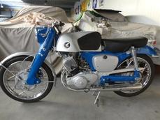Benly 125 CC 1964