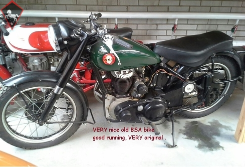 BSA  1951