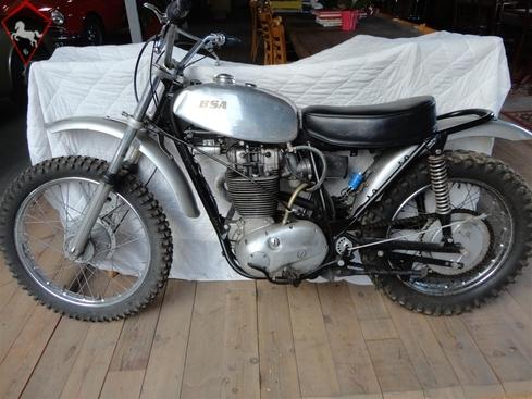 BSA  1971