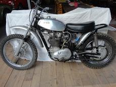 B 50 T trial bike 1971
