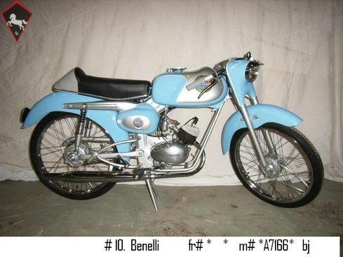 Benelli  1955