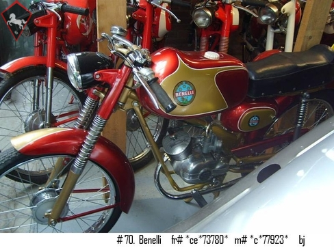 Benelli  1950