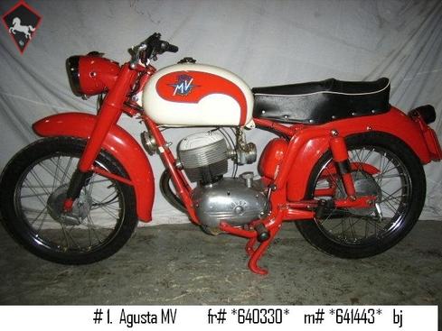 MV Agusta  1958