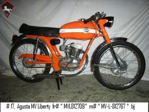 MV Agusta  1957