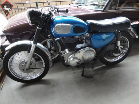 AJS  1963