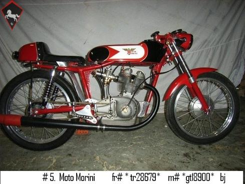 Moto Morini  1955