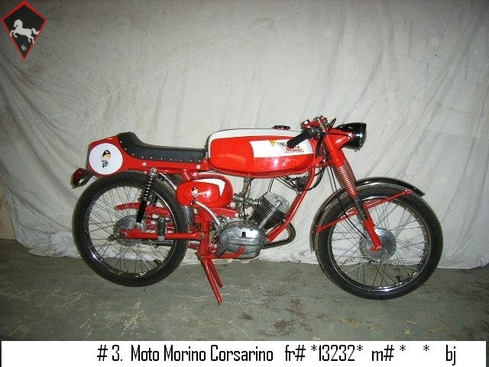 Moto Morini  1961