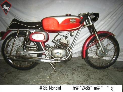 Mondial  1961