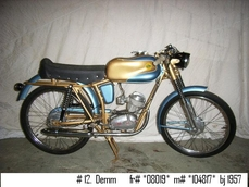 Moped #1 1957