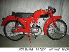 Vesting Corsa 1956