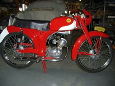 moped #8 1960