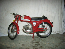 moped #9 1960