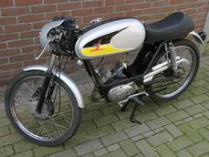 Italjet silver 1960