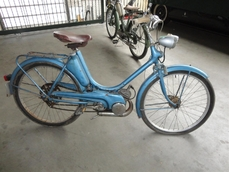 50 CC moped 1954