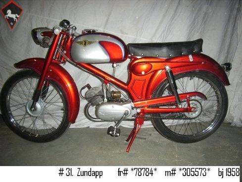 Zundapp  1958