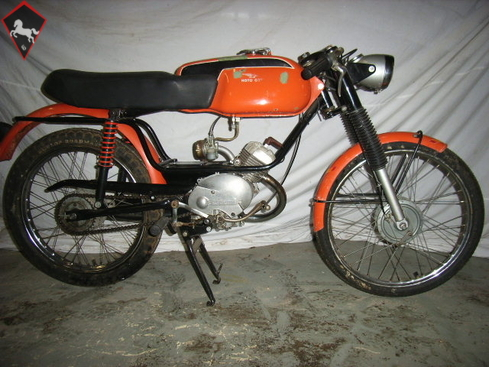 Moto Guzzi  1963