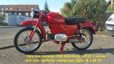 Zigolo 110 CC 2 stroke 1963