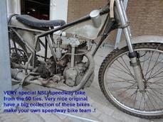 Speedway bike 1950