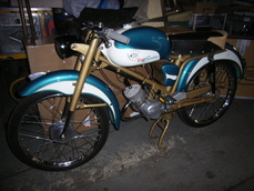 Quickly Cavallino 1963