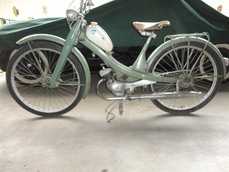 Road Bike NSU