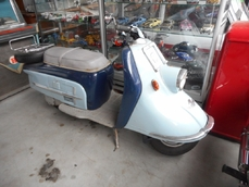 scooter type 103-A2 1961