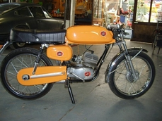 Garelli orange 1960