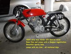 Honda CB 125 1972