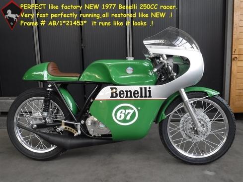 Benelli  1977
