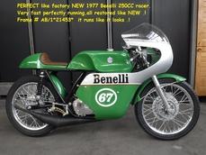 Benelli Pasolini Racer 1977