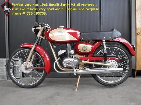 Benelli  1963