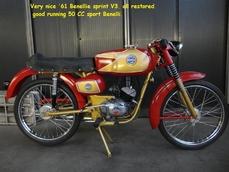 sprint V3 1961