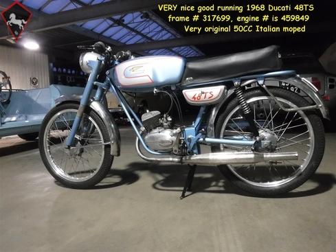 Ducati  1968