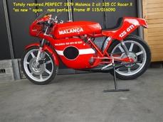 For sale Road Bike Malanca 0.0