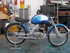 Super Sport 50CC 1960