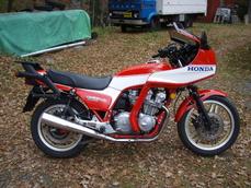 CB 900 F 1981
