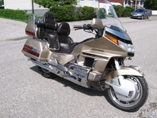 GL1500 Goldwing 1988