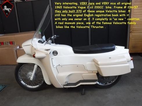 Velocette  1965