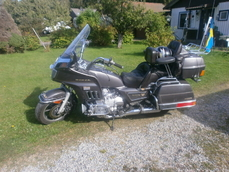 GL1200I Goldwing Interstate 1987