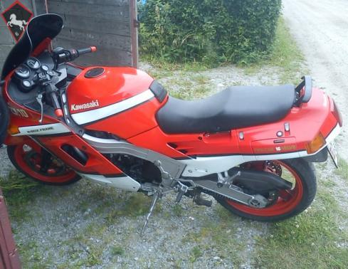 Kawasaki  1988