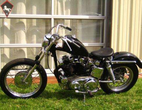 Harley-Davidson  1965
