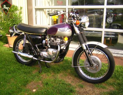 Triumph  1971