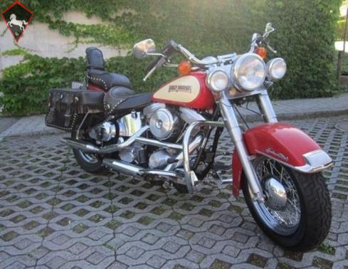 Harley-Davidson  1987