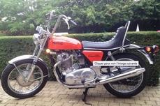 750 Commando 1971