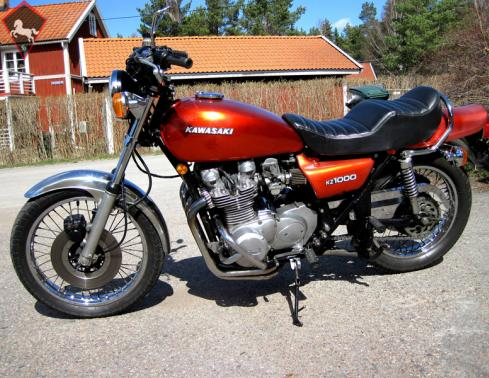 Kawasaki  1977